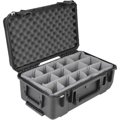 "SKB 3I-2011-7B-D Mil-Std Waterproof Case 7"" Deep (Black)"