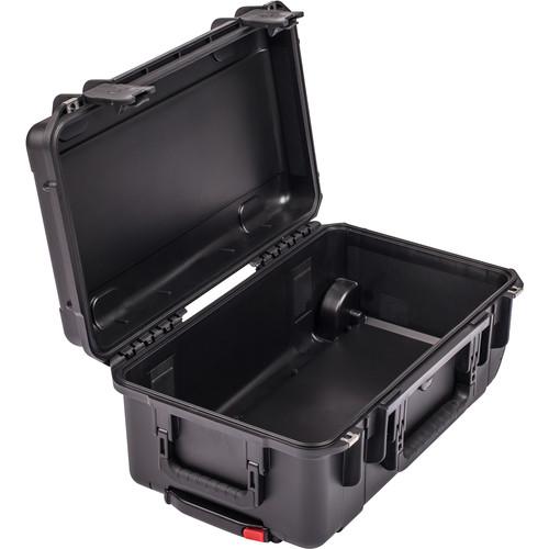 "SKB 3I-2011-7B-E Mil-Std Waterproof Case 7"" Deep (Black)"
