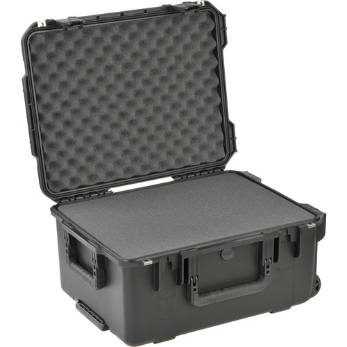 "SKB 3I-2015-10B-C Mil-Std Waterproof Case 10"" Deep (Black)"