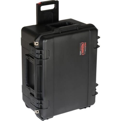 "SKB 3I-2015-10B-D Mil-Std Waterproof Case 10"" Deep (Black)"