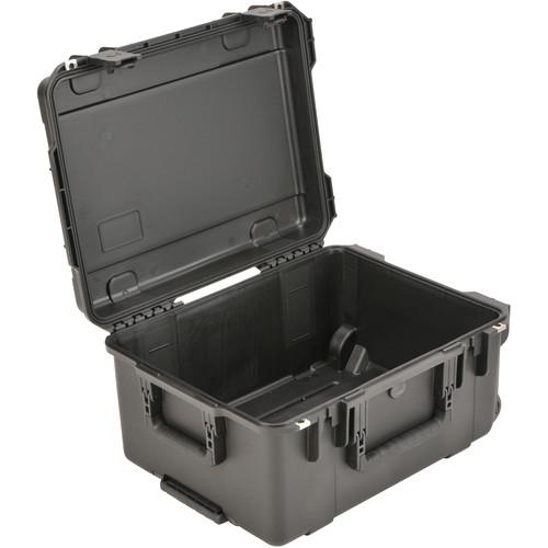 "SKB 3I-2015-10B-E Mil-Std Waterproof Case 10"" Deep (Black)"