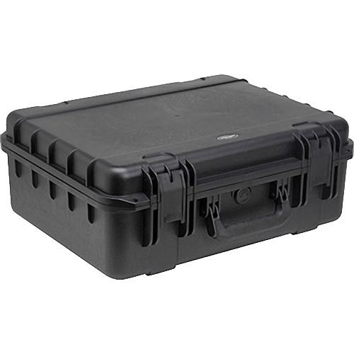 "SKB 3I-2015-7B-D Mil-Std Waterproof Case 7"" Deep (Black)"