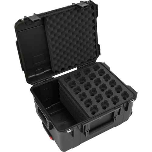 SKB MC24 Waterproof Twenty Four Mic Case