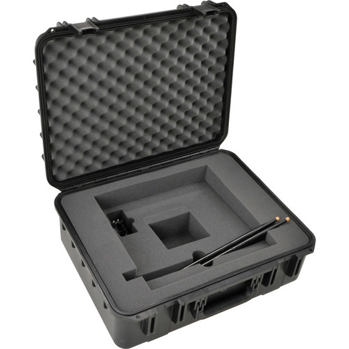 SKB Mil-Std Waterproof Case with Yamaha DTX-MULTI 12 Custom Interior