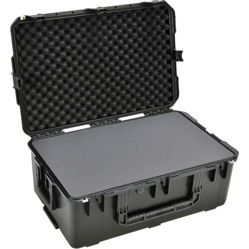SKB iSeries 2918-10BC Waterproof Case (Black,&nbspCubed Foam)