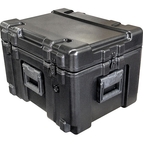 SKB 3R2216-15B-E Roto-Molded Mil-Standard Utility Case with Empty Interior