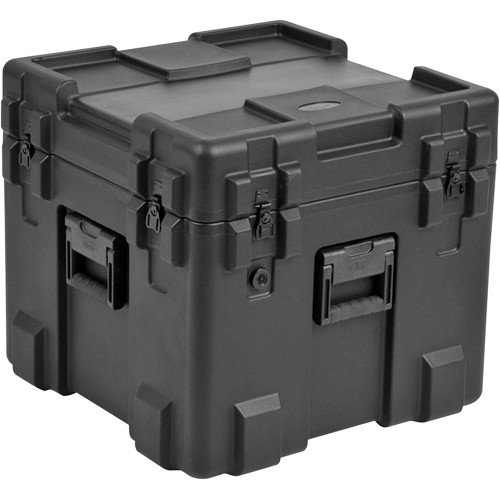 SKB 3R2222-20B-E Roto-Molded Mil-Standard Utility Case with Empty Interior