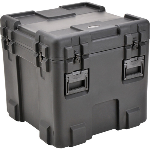 SKB 3R2424-24B-E Roto-Molded Mil-Standard Utility Case with Empty Interior