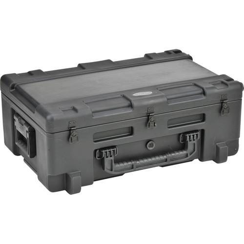 "SKB Roto Military-Standard Waterproof Case 10"" Deep (W/ Cubed Foam)"