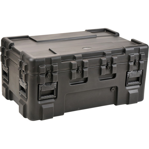 SKB 3R4024-18B-L Roto-Molded Mil-Standard Utility Case with Layered Foam Interior