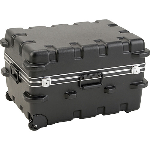 SKB 3SKB-2417MR MR (Military Retractable) Pull Handle Case without Foam