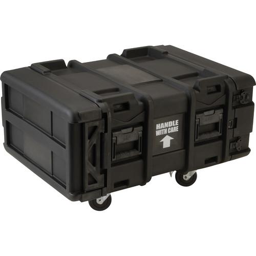 "SKB Deep 24"" 4U Roto Shock Rack"