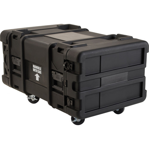 "SKB 28"" Deep 6U Roto Shock Rack"