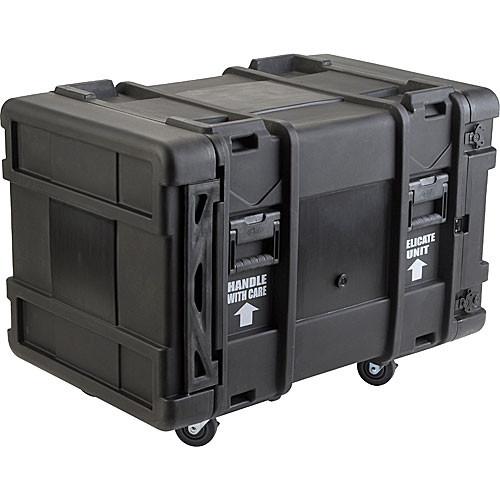 "SKB 3SKB-R910U28 28"" Deep 10U Roto Shock Rack Case (Black)"
