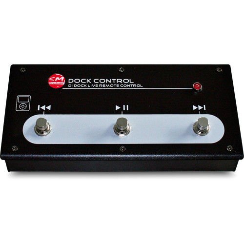 SM Pro Audio Dock Control - DIDock Live Remote Control Footswitch