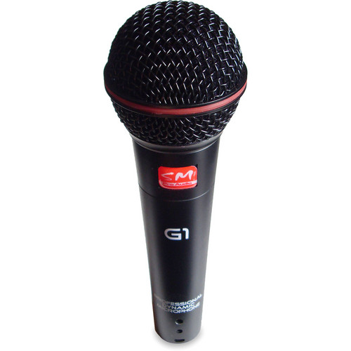 SM Pro Audio G1 Dynamic Supercardioid Vocal Microphone