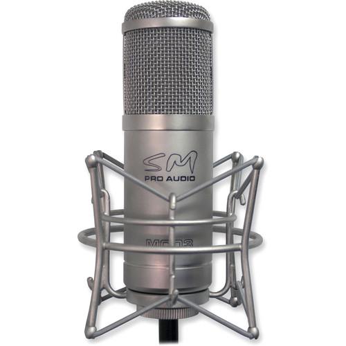 SM Pro Audio MC03 Multi-Pattern Large Diaphragm Tube Condenser Microphone