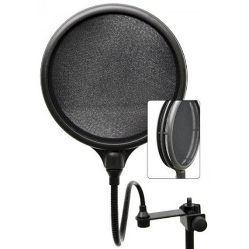 SM Pro Audio PS2 Double Layer Microphone Pop Shield