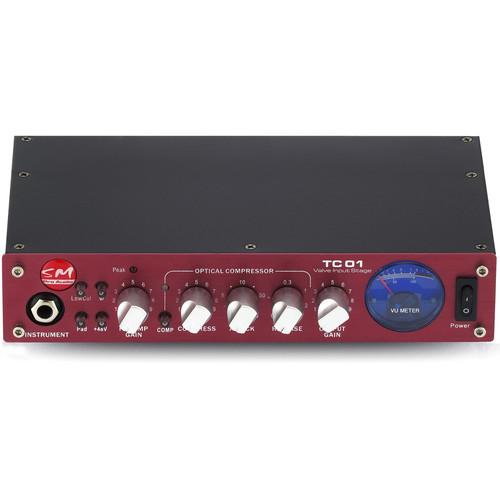 SM Pro Audio TC01 - Tube Microphone Preamp