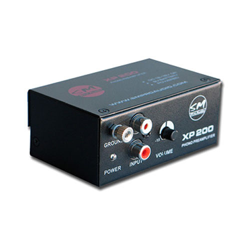 SM Pro Audio XP200 Phono Preamp