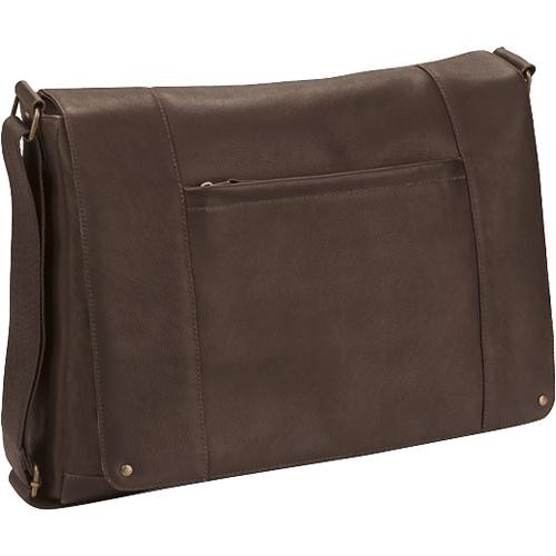 "SOLO 15.4"" Vintage Laptop Messenger Bag"