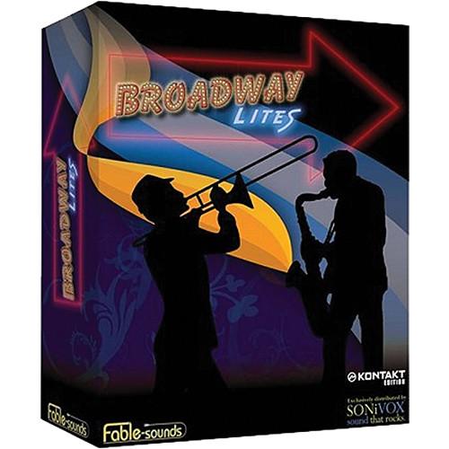 SONiVOX Broadway LITEs Virtual Instrument (Kontakt Edition)