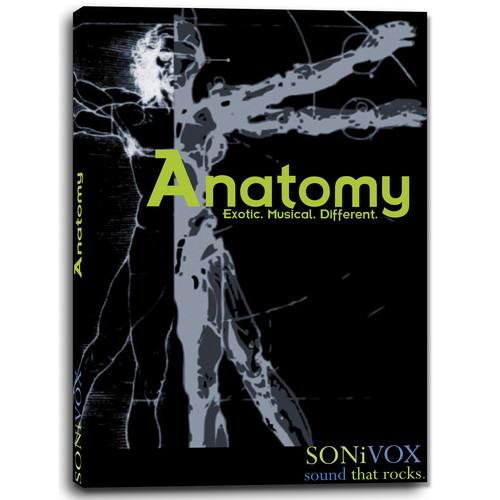 SONiVOX Anatomy for Kontakt 2