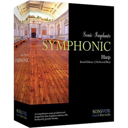 SONiVOX Symphonic Harp