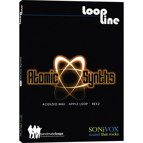 SONiVOX Atomic Synths - Dance Synths