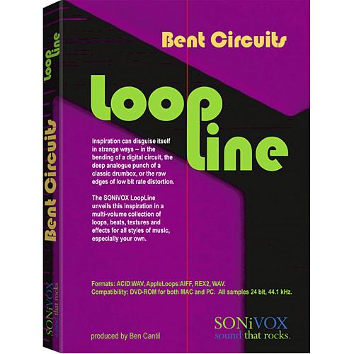 SONiVOX Sample DVD: Bent Circuits - Loop Line