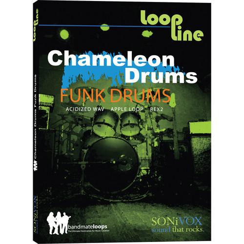 SONiVOX Chameleon Drums - Funk Drums