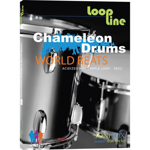 SONiVOX Chameleon Drums 2 - World Beats