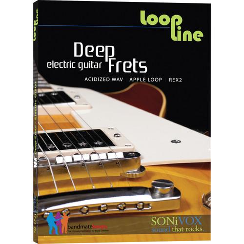SONiVOX Deep Frets - Electric Guitar
