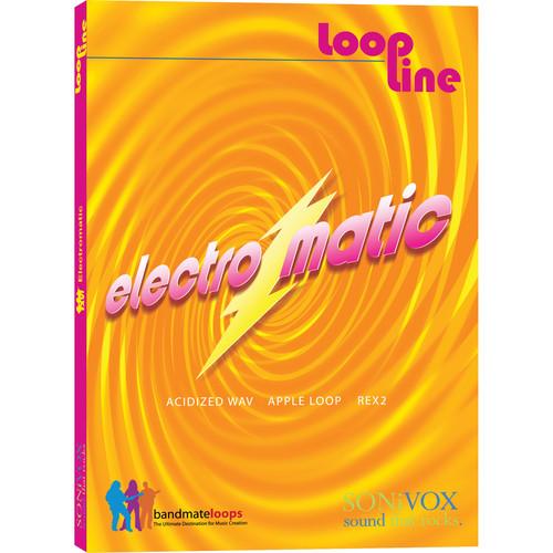 SONiVOX Electromatic - Style Kit