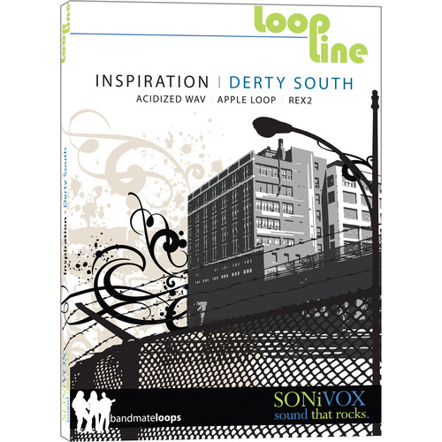 SONiVOX Inspiration Hip-Hop - Derty South
