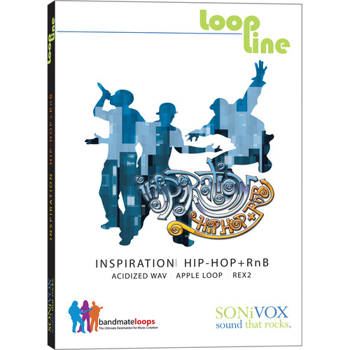 SONiVOX Inspiration Hip-Hop - RnB