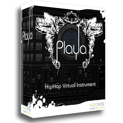 SONiVOX Playa Hip Hop Virtual Instrument