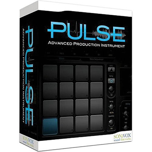 SONiVOX PULSE - Advanced Production Instrument