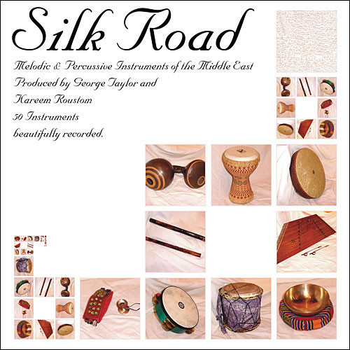 SONiVOX Sample CD: Silk Road - Middle Eastern Instruments (SoundFont)