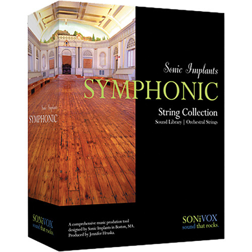 SONiVOX Symphonic String Collection