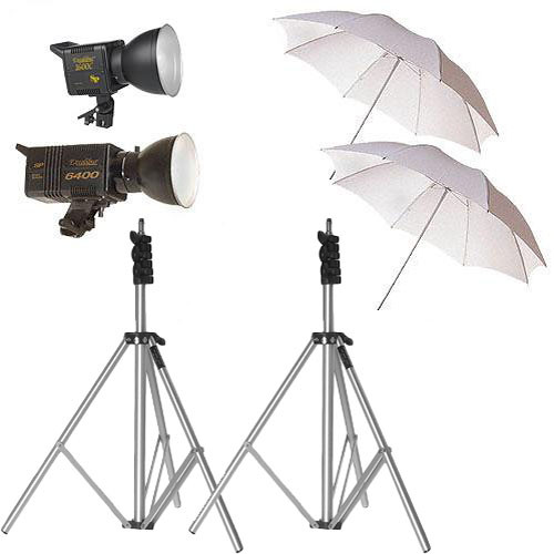 SP Studio Systems Excalibur 2-Monolight Lighting Kit