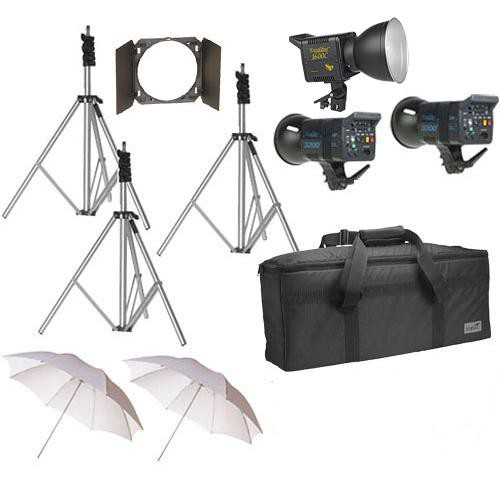 SP Studio Systems Excalibur 3 Light Kit