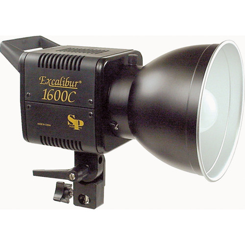 SP Studio Systems Excalibur 1600 - 160 Watt/Second Monolight (120VAC)