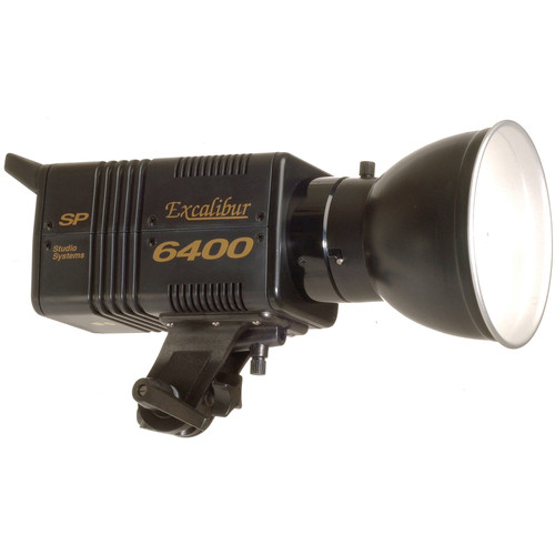 SP Studio Systems Excalibur 6400 - 640 Watt/Second Monolight (120VAC)