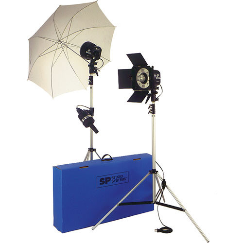 SP Studio Systems Commercial Lighting Kit