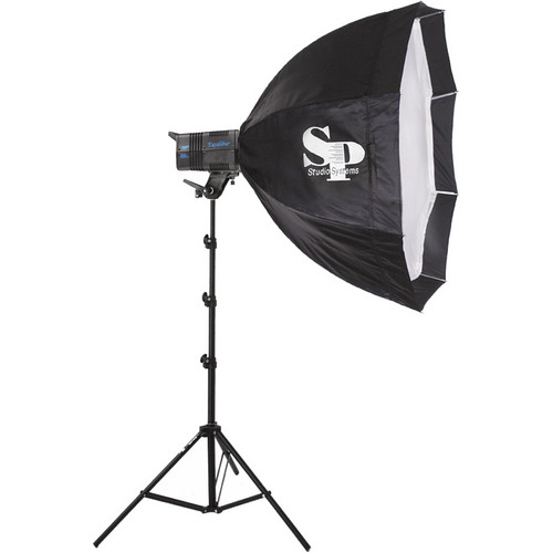 SP Studio Systems Excalibur 3200 1 Light Kit (120V)