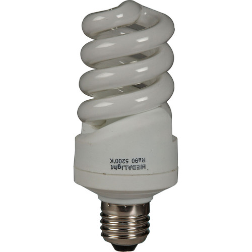SP Studio Systems Replacement, Screw-in Fluorescent Lamp - 20 Watts