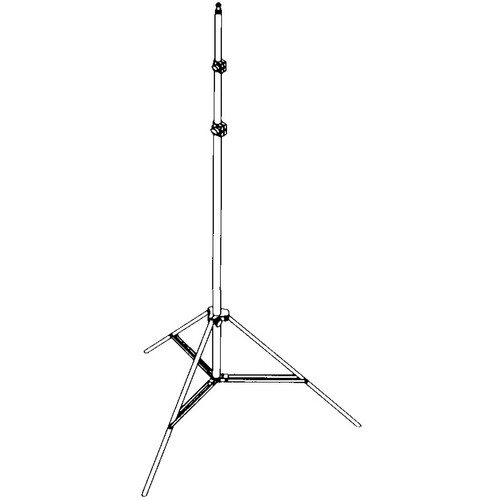 SP Studio Systems Air-cushioned Light Stand (Black, 6')