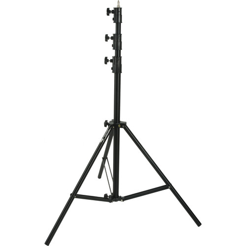 SP Studio Systems Heavy Duty Light Air-cushioned Stand (Black, 9.5')
