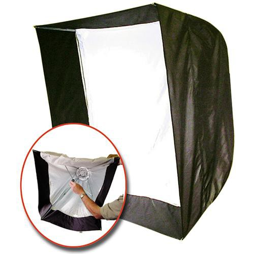 "SP Studio Systems 27 x 27"" Collapsible EZ Softbox for Various Monolights"